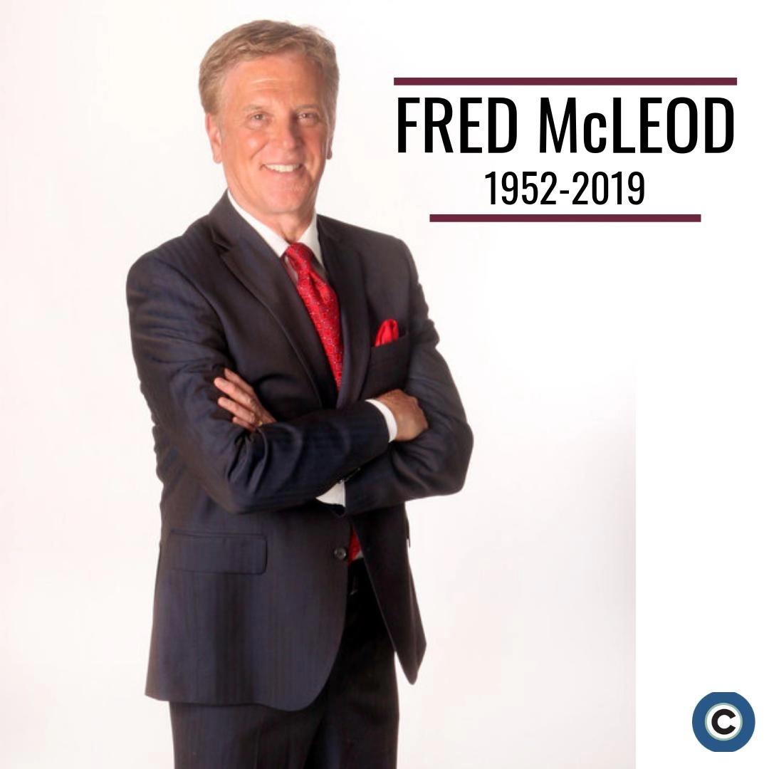 活塞官方发布声明悼念解说员Fred McLeod