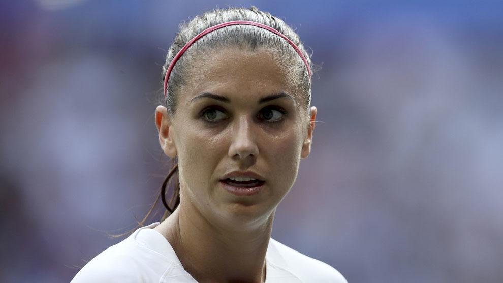 美国女足球员摩根谈C罗性侵案:金钱掩盖了事情真相