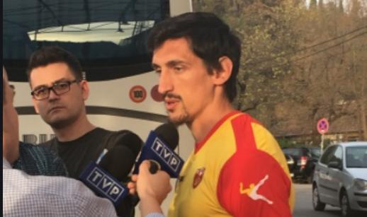 萨维奇到黑山国家队报到,但因伤两场比赛未进场