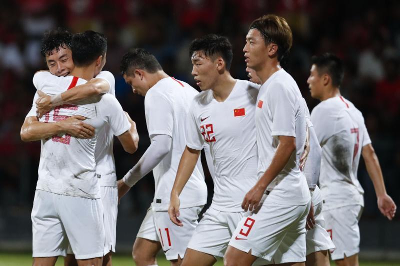 北青:足协高层电视机前关注国足,赢球开心但没发贺信