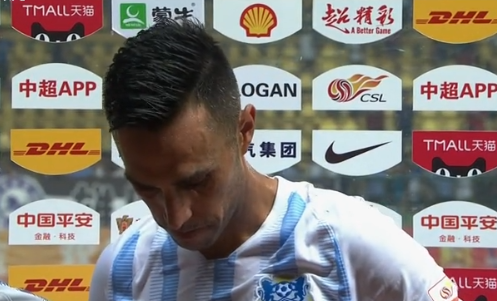扎哈维:感谢教练组为我恢复状态,现在不考虑进球纪录