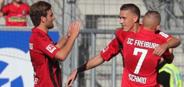 德甲:霍村主场3球完败弗赖堡,沙尔克反转大胜升班马
