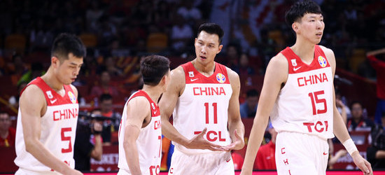 最差战绩加无缘直通奥运,中国男篮成最失败东道主