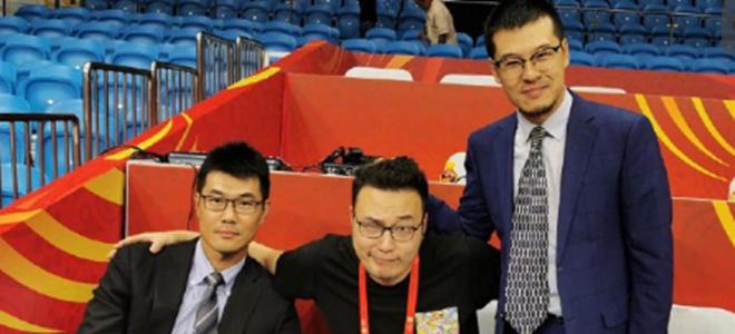 王仕鹏:超负荷的工作结束了,我们NBA,CBA见