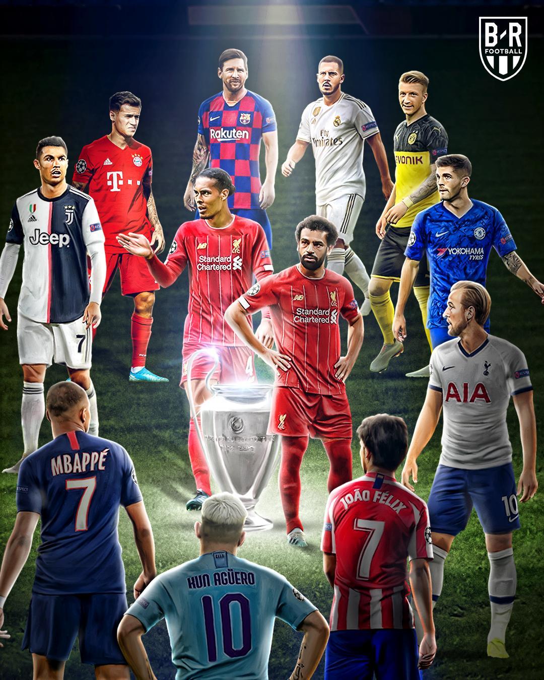 BR海报预炎欧冠:利物浦憧憬卫冕,多欧洲朱门虎视眈眈