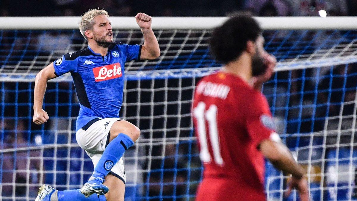 不怕!那不勒斯成7年来首次战胜卫冕冠军的意甲球队