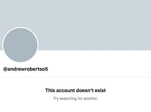 输球后罗伯逊遭遇球迷羞辱,被迫关闭推特账户