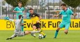 雷纳和拉施尔进球,多特U19青年队2-1击败