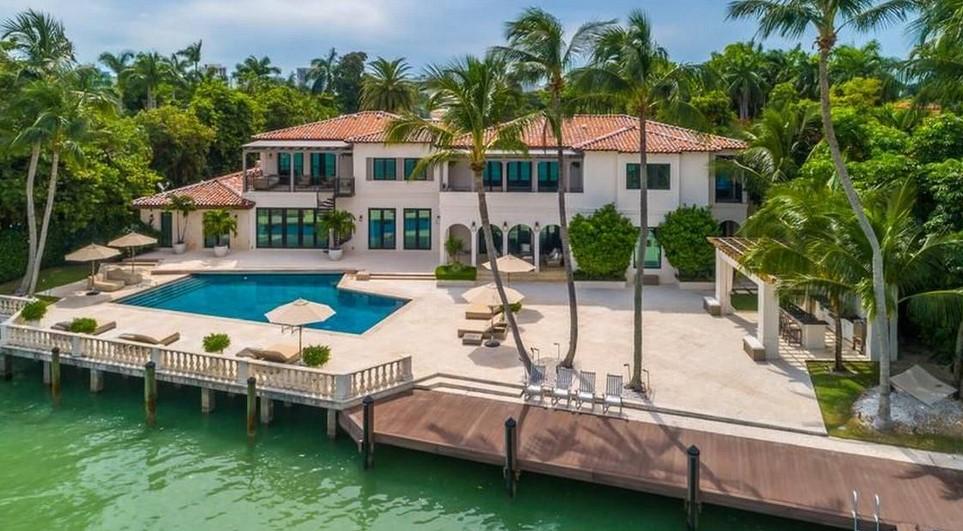 亚博-韦德出售自己在迈阿密的房产,要价3250万美元