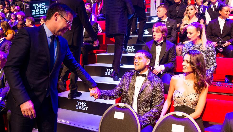 身体不适,巴托梅乌因患流感将缺席FIFA年度授奖典礼