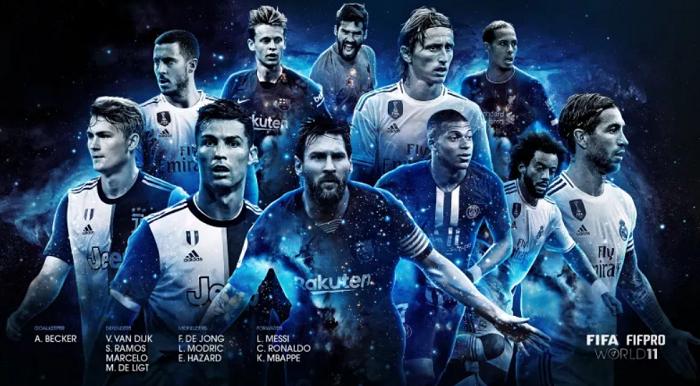 陷入矮谷,不息两年异国德国球员入选FIFA最佳阵容
