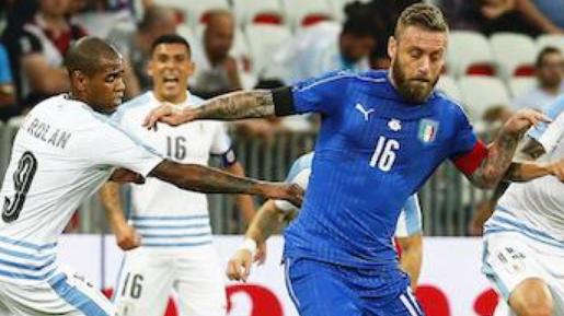 意天空:意大利将再次征召德罗西,随队参添10月欧初赛