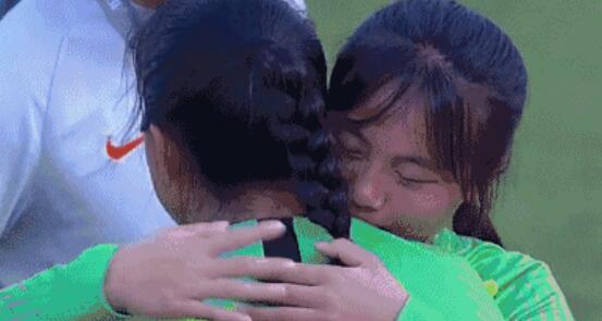 无缘世少赛资格,中国U16女足幼花们失声哀哭