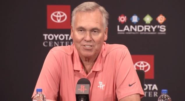 德帅:新赛季的西部也许比往常更难打,但我们准备好了