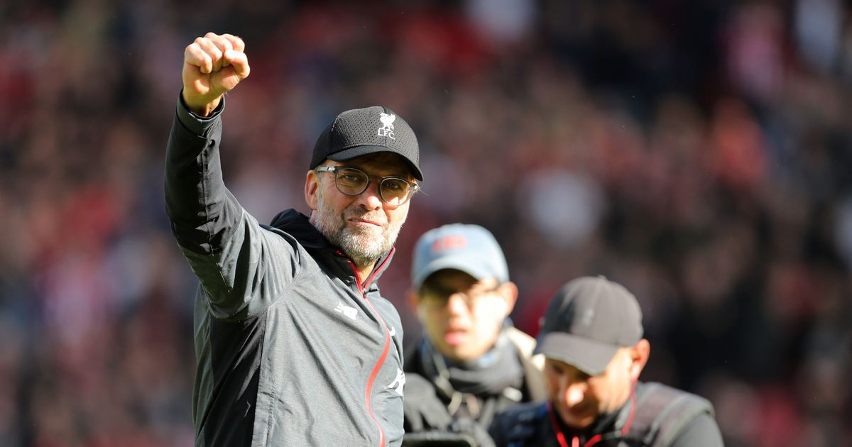 周日镜报:利物浦想和克洛普续约,担心他想去德国队