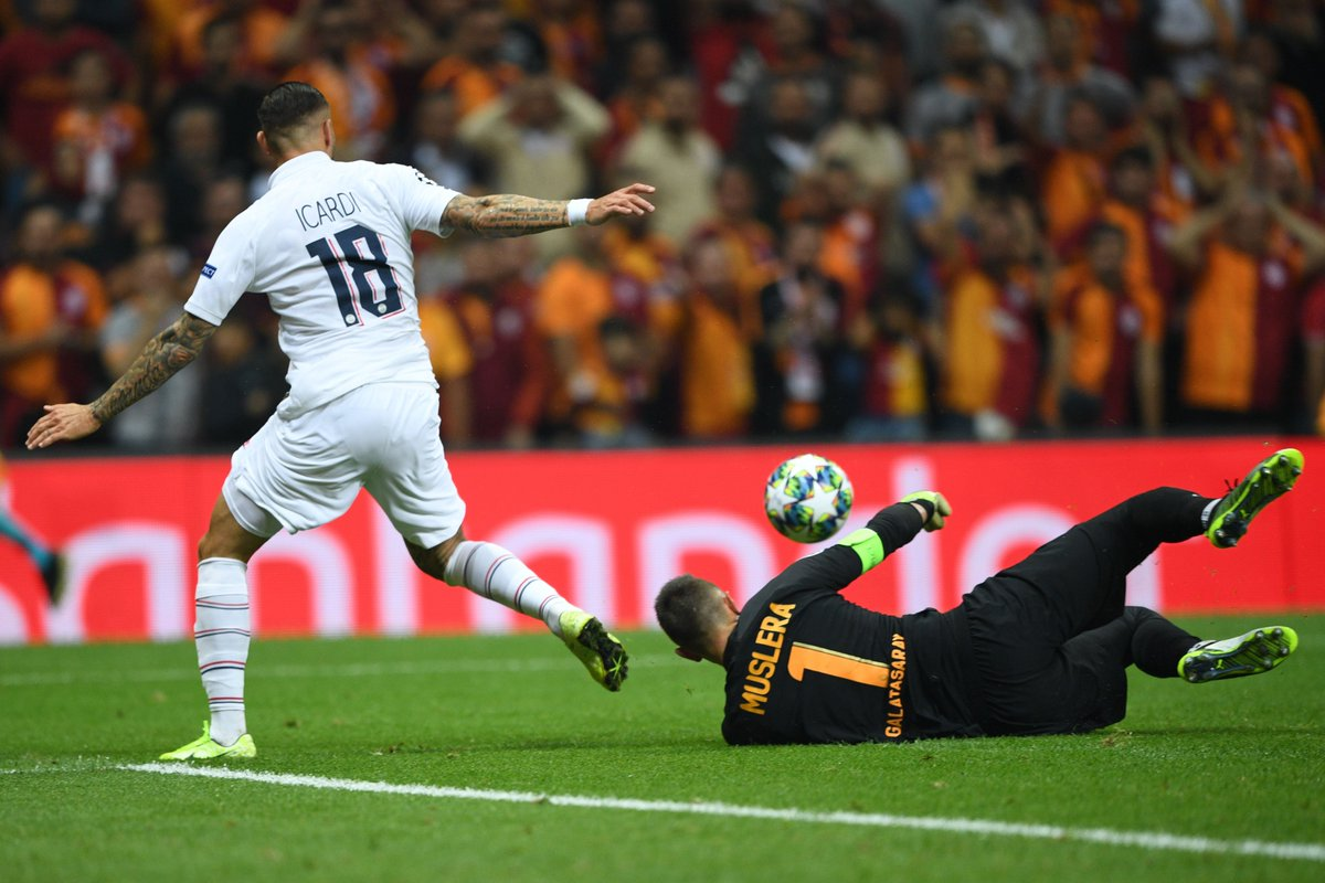 攻击力强大!巴黎连续26场欧冠进球,纪录仅次皇马巴萨