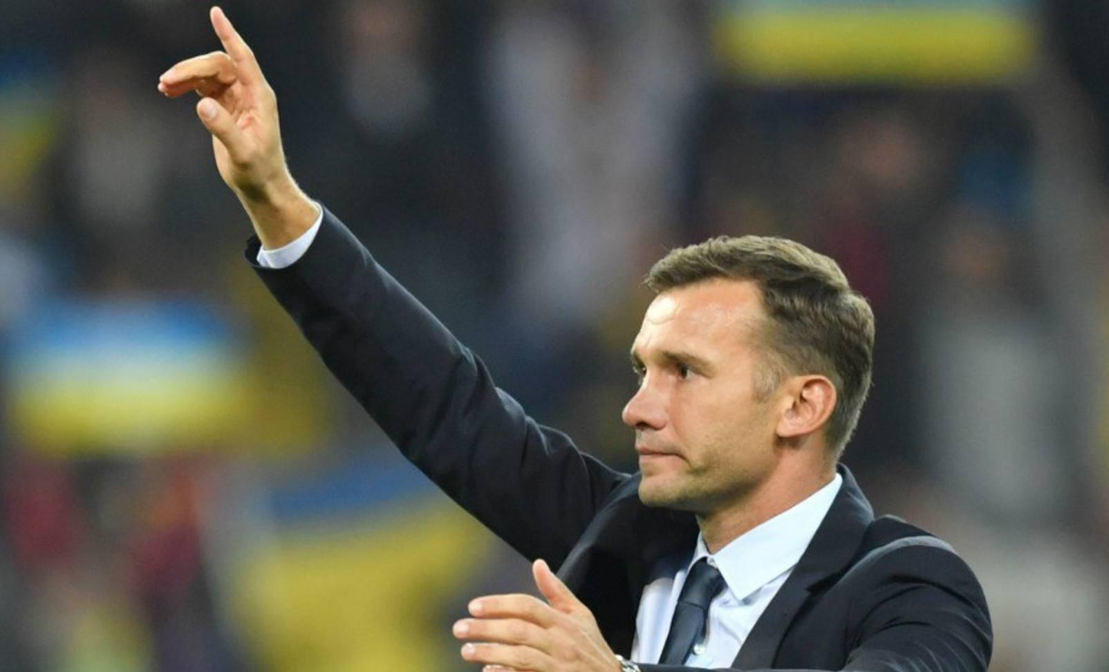 舍甫琴科:我深爱米兰,但如今我要专注于乌克兰国家队