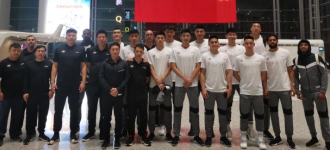 广州队出征NBA季前赛,对手为76人与奇才队