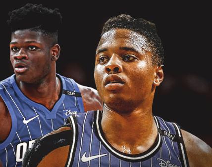 魔术主帅:富尔茨篮球智商很高,班巴现在更了解NBA了