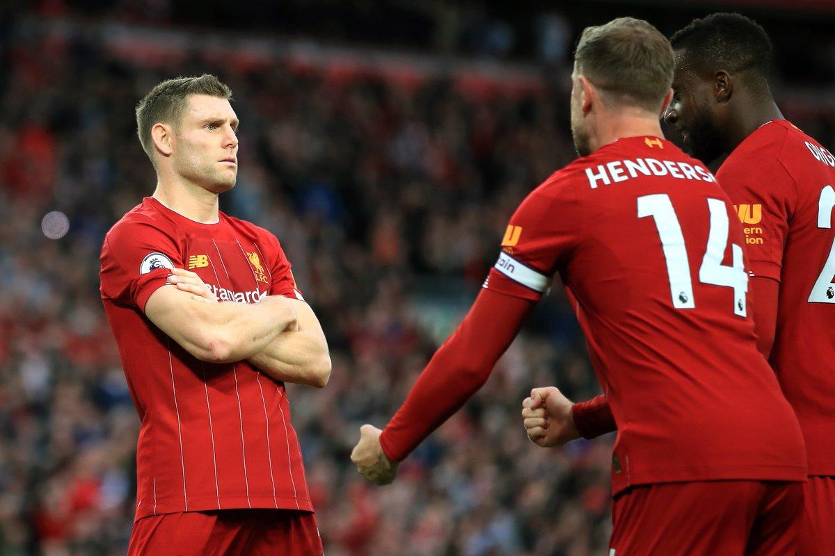 冠绝英超!利物浦联赛中90分钟后已进34粒制胜球