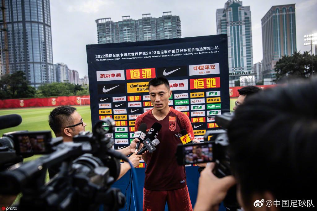 郑铮:对重回国足专门期待利来老牌w66,每场比赛都会辛勤以赴