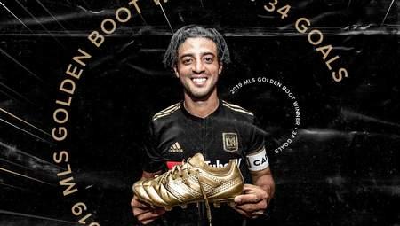 贝拉力压伊布获MLS金靴,助洛杉矶打破多项赛事纪录