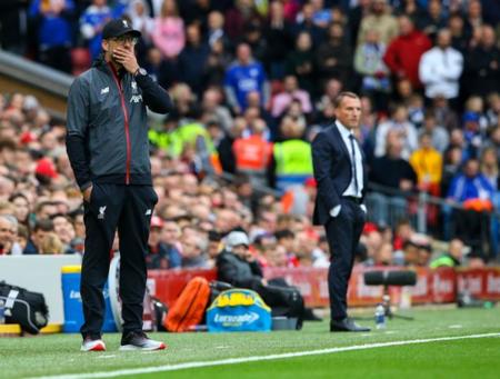 克洛普:比赛需要孤注一掷,米尔纳亨德森代表利物浦精神