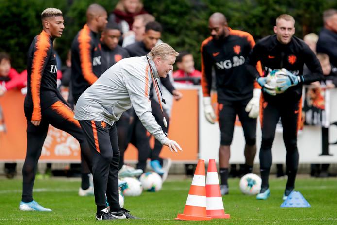 科曼:之前荷兰确实攻击手短缺,现在这种情况不存在了