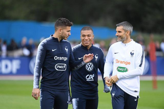 队报:卢卡斯、姆巴佩检查无碍,都将留在本期法国队