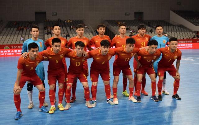 五人制国际锦标赛综述:摩洛哥夺冠,中国队收获季军