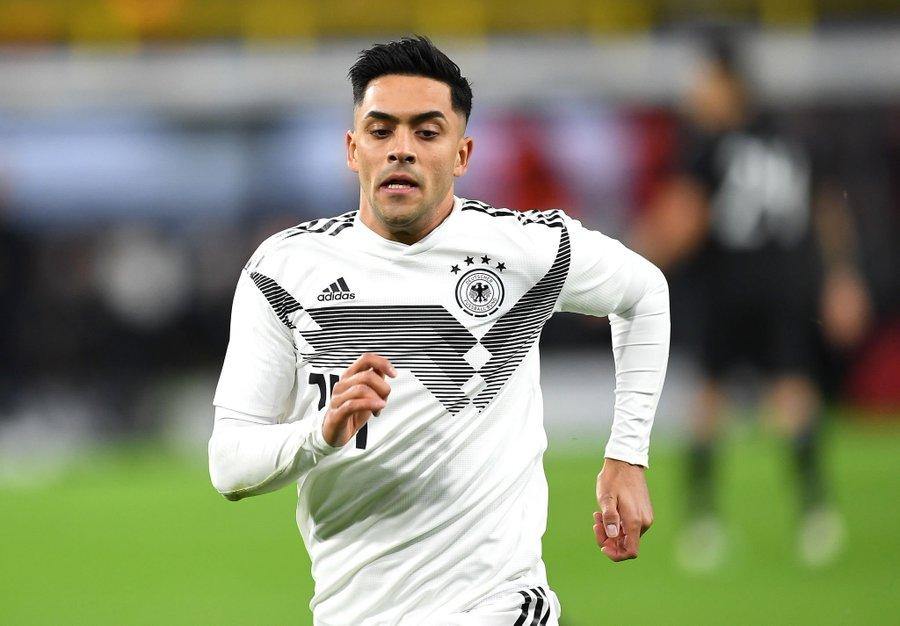 新生代!德国2-2阿根廷比赛中,共6名球员迎来首秀