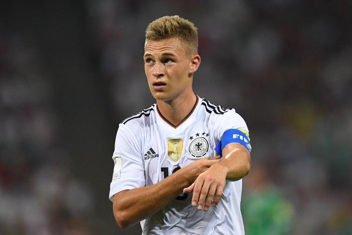 有范儿!基米希担任德国vs阿根廷一役的队长