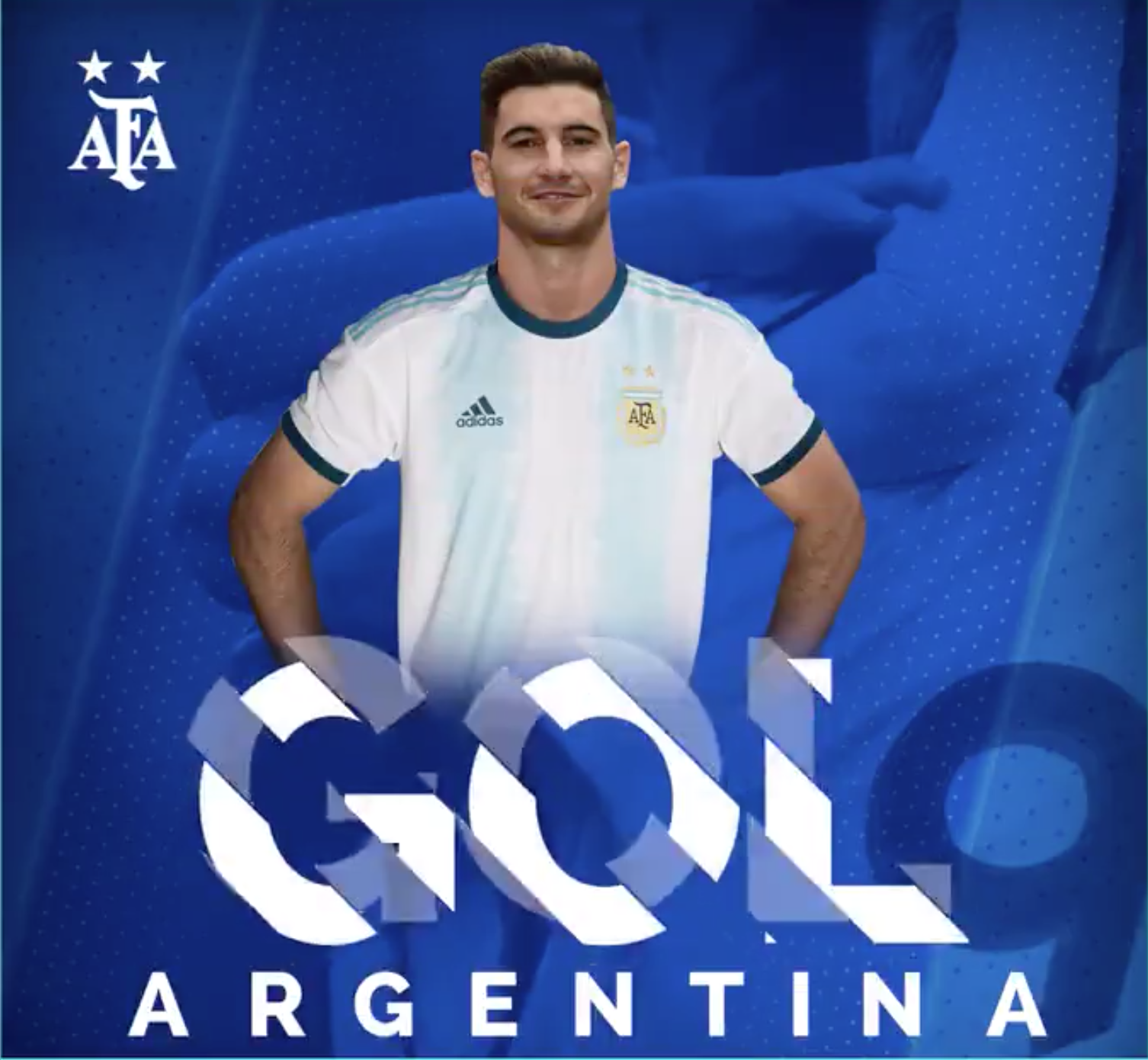 GIF:阿拉里奥头球破门,阿根廷1-2德国