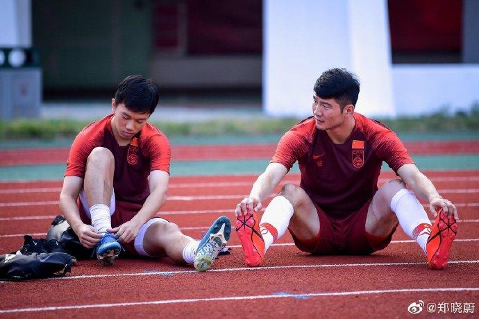 谢鹏飞:只要有机会为国出场,定会竭力在场上外现
