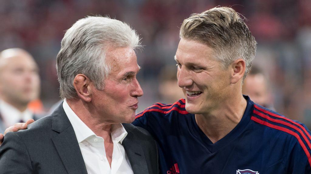 海因克斯:据我所知,施魏因斯泰格以后不会做教练
