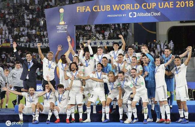 媒体人:世俱杯基本确定在中国举办,城市或将在北上广