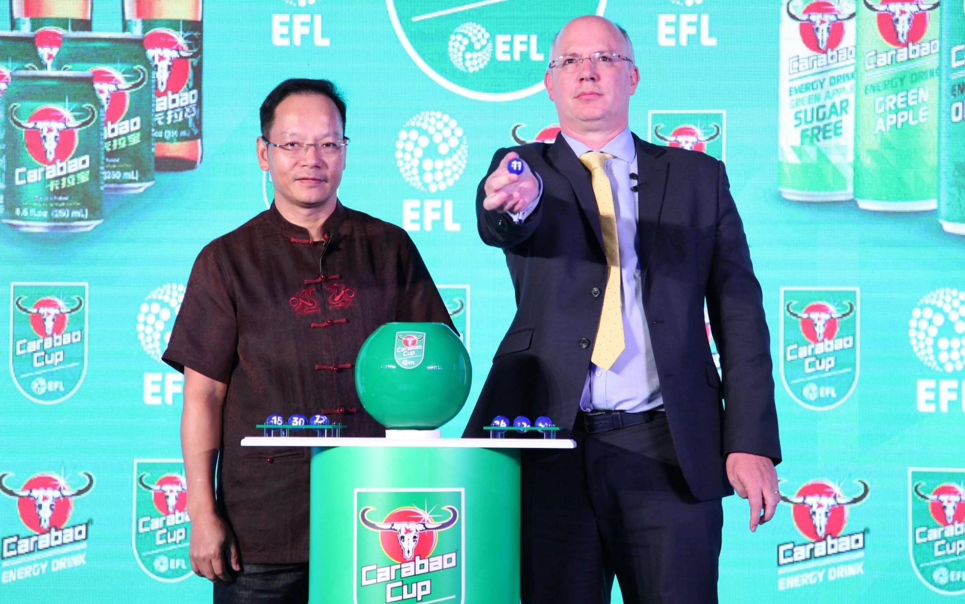 前英格兰足球联赛主席:我们曾想在太空进行卡拉宝杯抽签