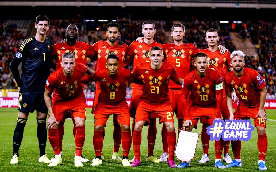 GIF:圣马力诺自摆乌龙,比利时7分钟3球领先