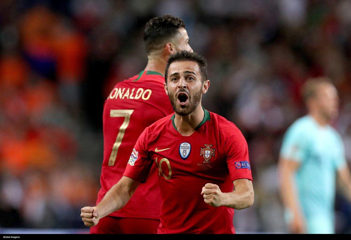 总裁搭档!B席过去3场葡萄牙国家队比赛已参与5球