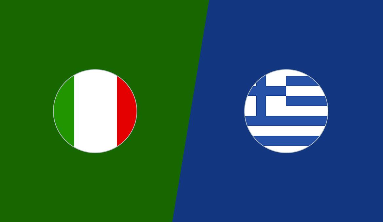 意大利vs希腊首发:维拉蒂领衔,小基耶萨登场