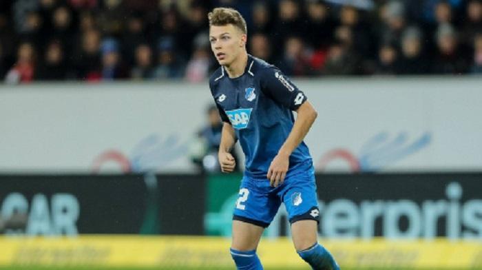 霍芬海姆中场盖格尔受伤,将缺席德国U21比赛