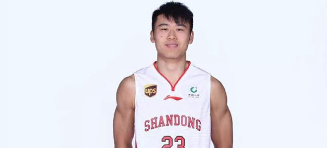 贾诚担任山东男篮新赛季队长