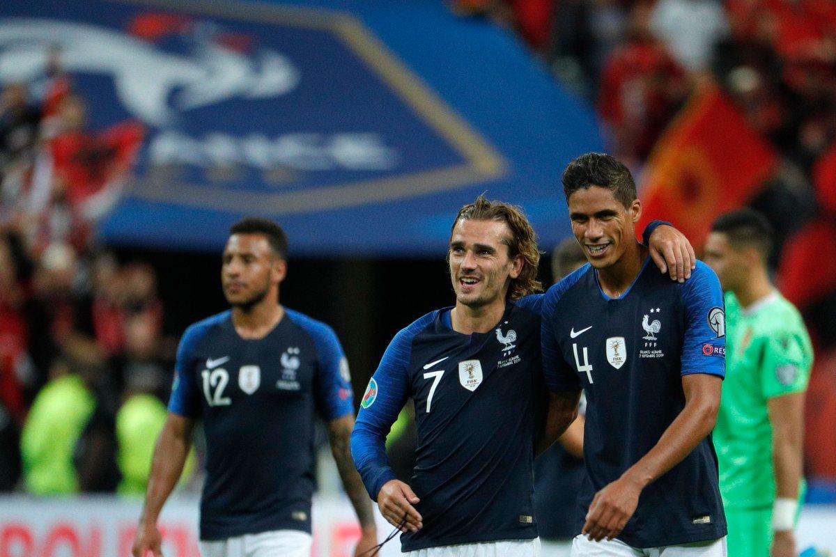 对土耳其能复仇嘛?法国欧洲杯预选赛两项数据全欧第一