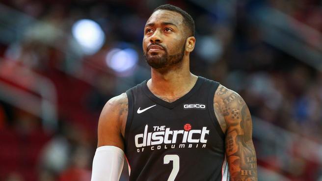 沃尔:我现在进行了投篮和力量训练,这使我轻松了一些