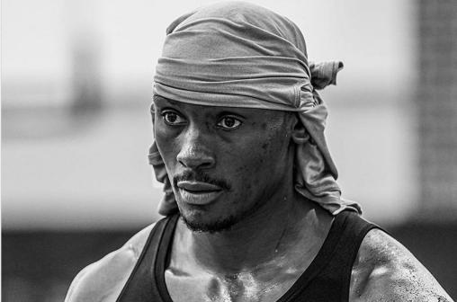 比永博更新社媒展示自己的训练照:Rambo模式激活