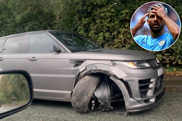 阿圭罗前往训练途中遭遇车祸,所幸球员本人并未受伤