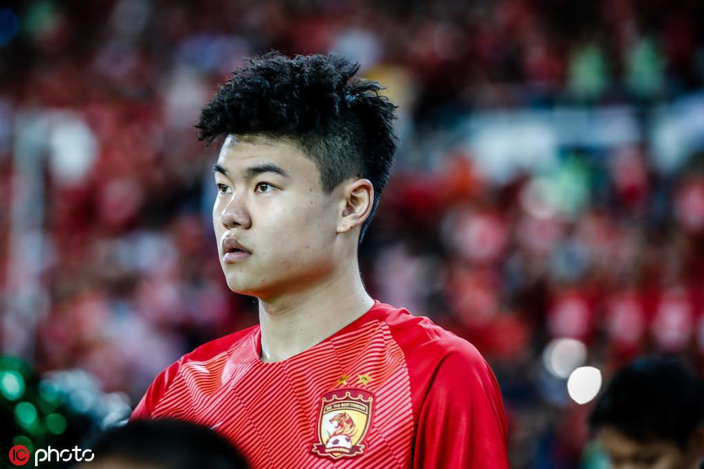 跟队:为备战联赛亚冠,恒大申请杨立瑜不跟随国奥集训