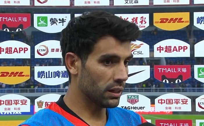 奥古斯托:人和已经有了进步,但对手很优秀输了很遗憾
