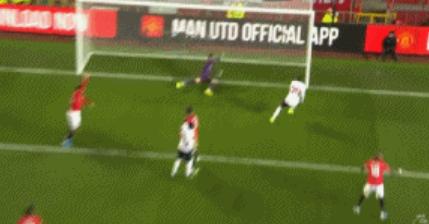 GIF:拉拉纳破门,利物浦客场扳平比分