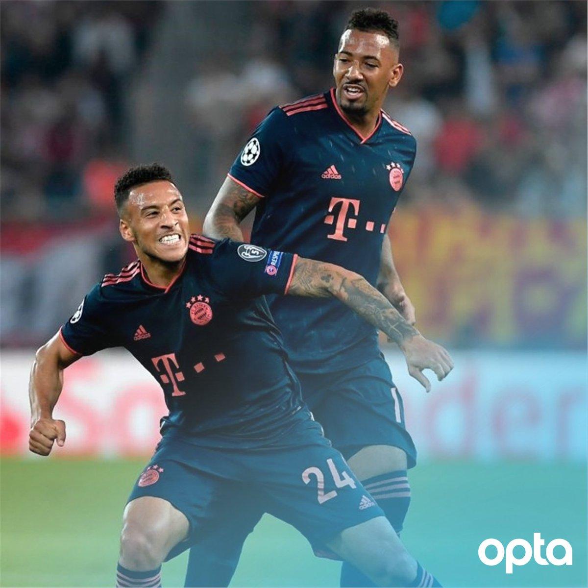 魔鬼主场也不怕!拜仁欧冠客场11场不败,创队史新纪录
